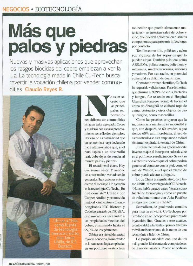 Ubilla & Cía. Advising Technology Innovation